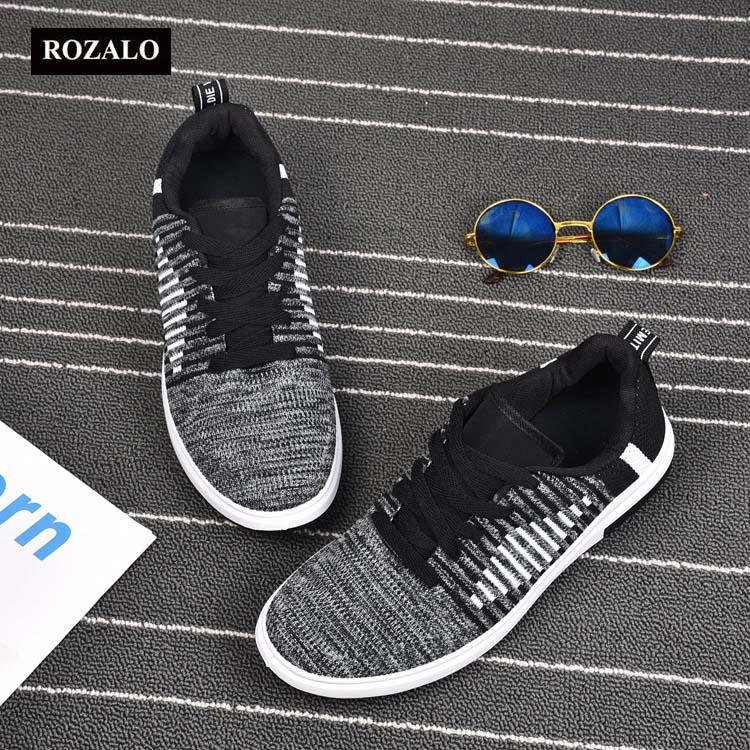 Giày thể thao thời trang khử mùi siêu thoáng vải dệt Rozalo RM62612 9.jpg