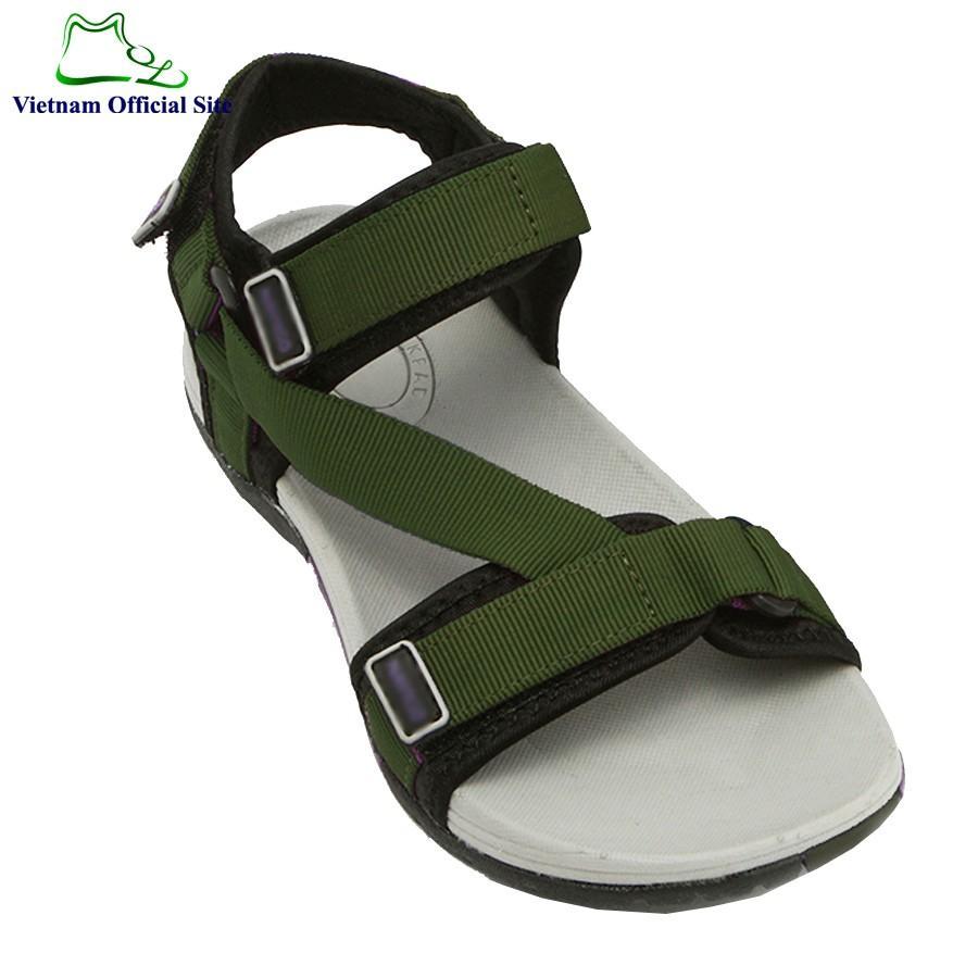 Giày sandal quai ngang dây chéo kiểu nam hiệu Vento NV4538XL