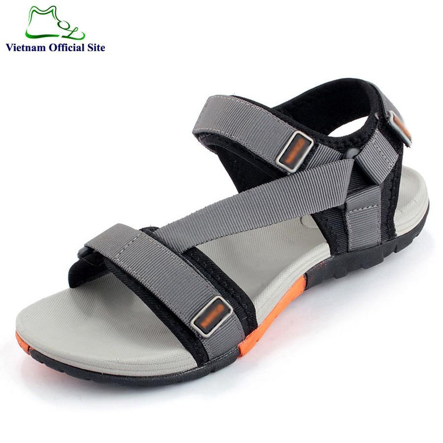 Giày sandal quai ngang dây chéo kiểu nam hiệu Vento NV4538G