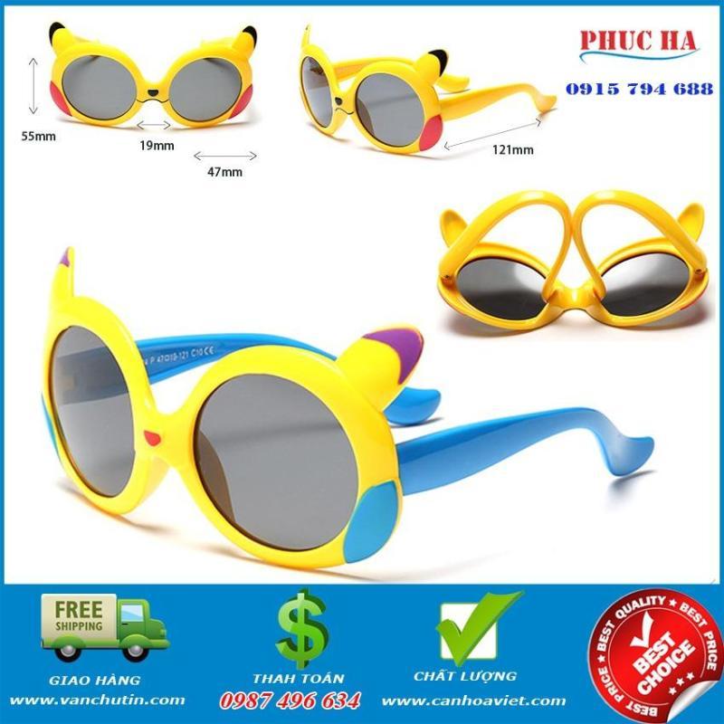 Mua Kính cho trẻ em 3 tuổi, kính chống UV thời trang Vàng dễ thương