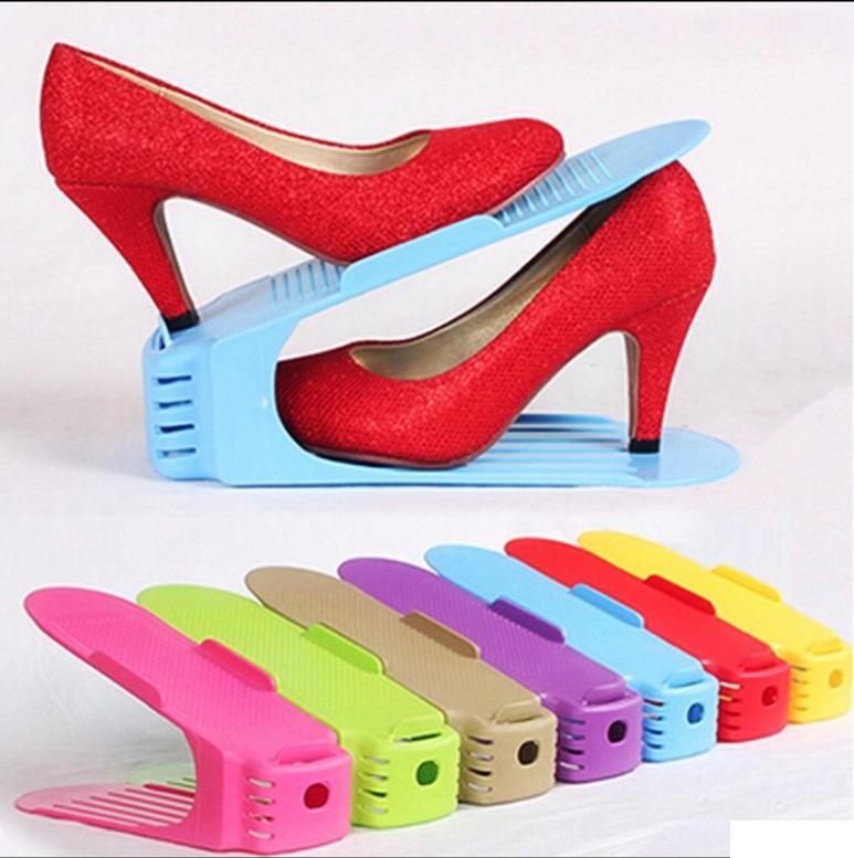Kệ để giày dép thông minh siêu gọn đẹp