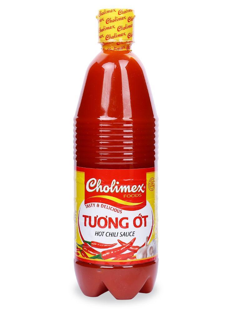 Tương Ớt Cholimex Chai PET 830 G