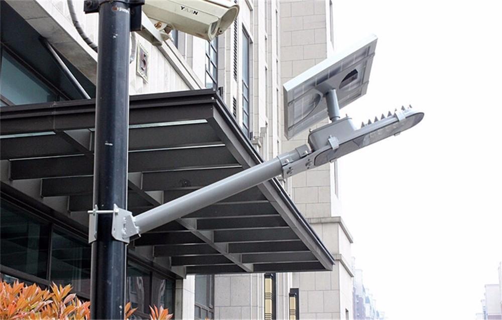 Đèn đường phố năng lượng mặt trời MTD350