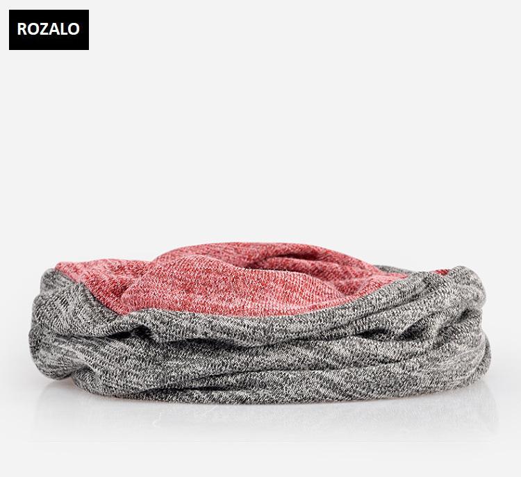Mũ trùm đầu dạng khăn quàng cổ nam nữ Rozalo RZ81375-M3k.jpg