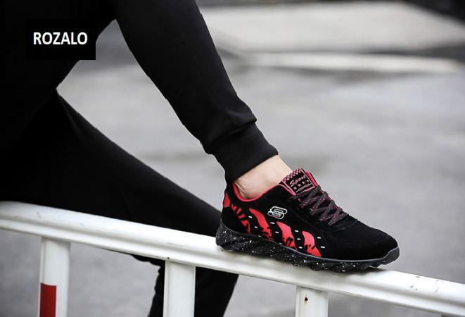 Giày thể thao thời trang nam đế cao su Rozalo RM52322-Đỏ2.png