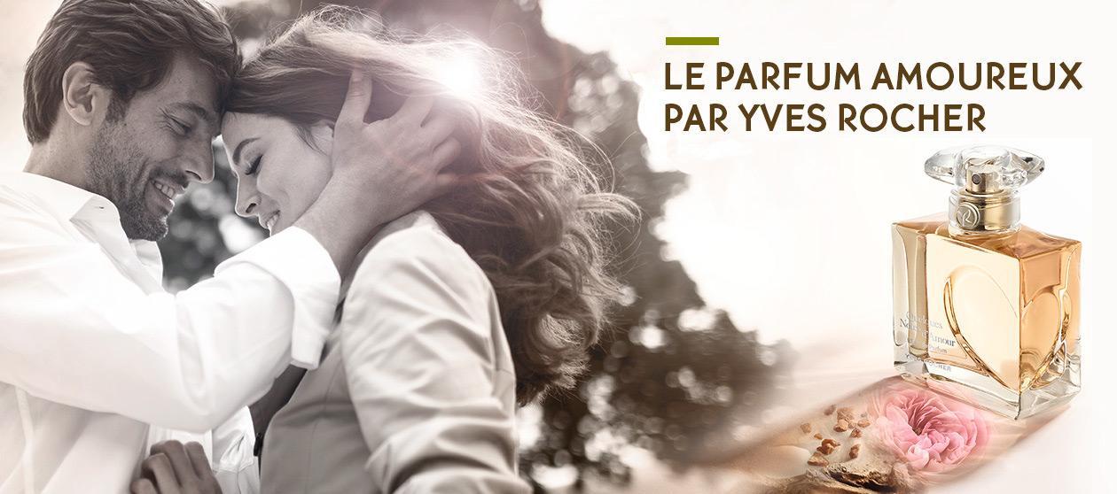Kết quả hình ảnh cho Yves Rocher Quelques Notes d'Amour L'Eau de Parfum 5ml