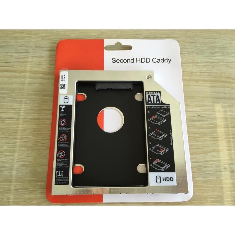 Bảng giá Caddy bay dày 12.7mm( khay đựng ổ cứng) Phong Vũ