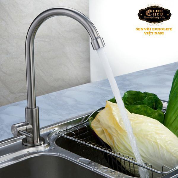 Vòi rửa chén lạnh Inox SUS 304 Eurolife EL-T017-7.jpg