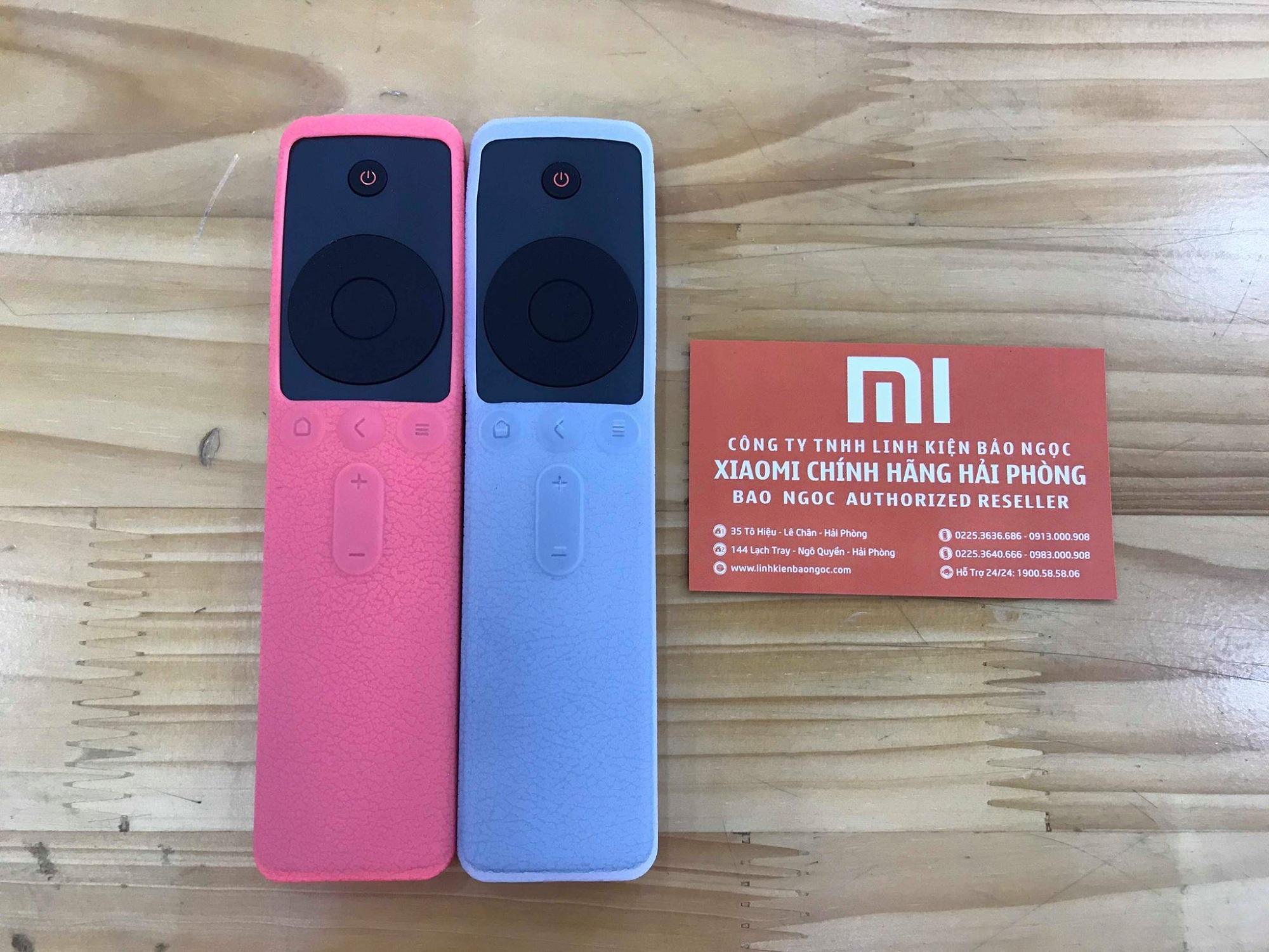Bao Silicon cho Remote Mi TV / TV Box Xiaomi