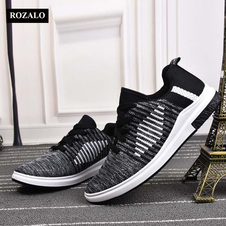 Giày thể thao thời trang khử mùi siêu thoáng vải dệt Rozalo RM62612 8.jpg