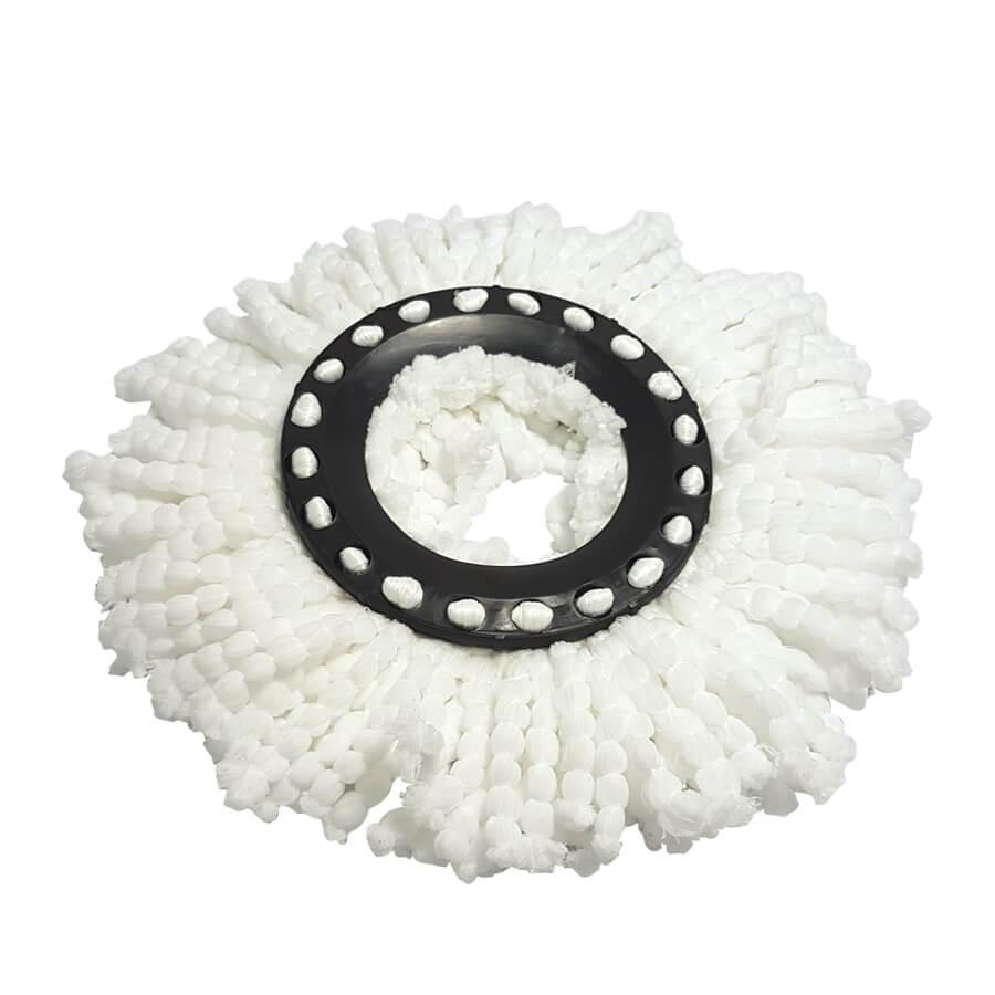 Bông lau nhà 360 màu trắng