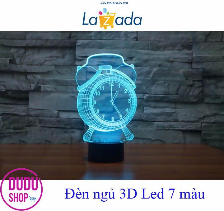 đèn ngủ 3D