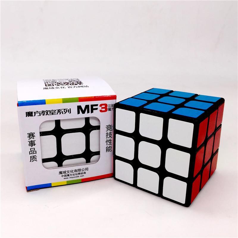 Đồ chơi Rubik Moyu MF3 - Quay Tốc Độ Trơn Mượt Bẻ Góc Tốt