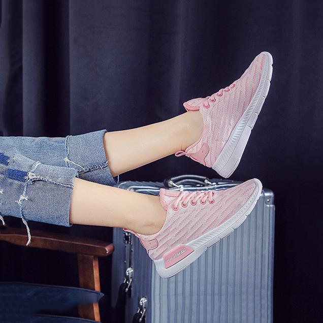 Giày sneaker thời trang nữ Rozalo RW42301P-Hồng3.png