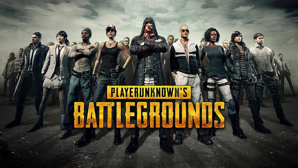 PUBG Player Unknown Battlegrounds