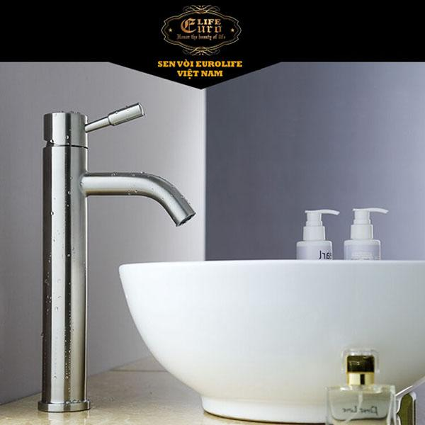 Vòi lavabo nóng lạnh Inox SUS 304 Eurolife EL-T022-66.jpg