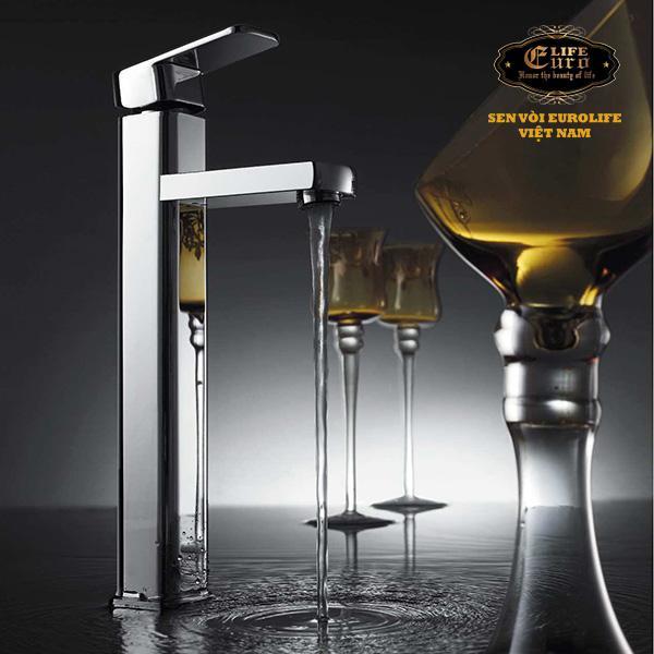 Vòi Lavabo điếu 30cm nóng lạnh Eurolife EL-T020-11.jpg