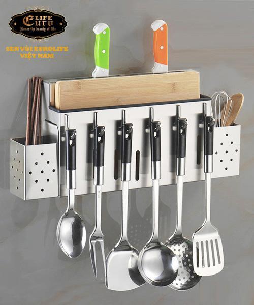 Kệ bếp đa năng Inox SUS 304 Eurolife EL-K5-2.jpg