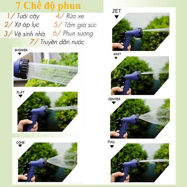 Vòi xịt đa năng giãn nở thông minh Eurolife EL-XDN-5-15-7.jpg