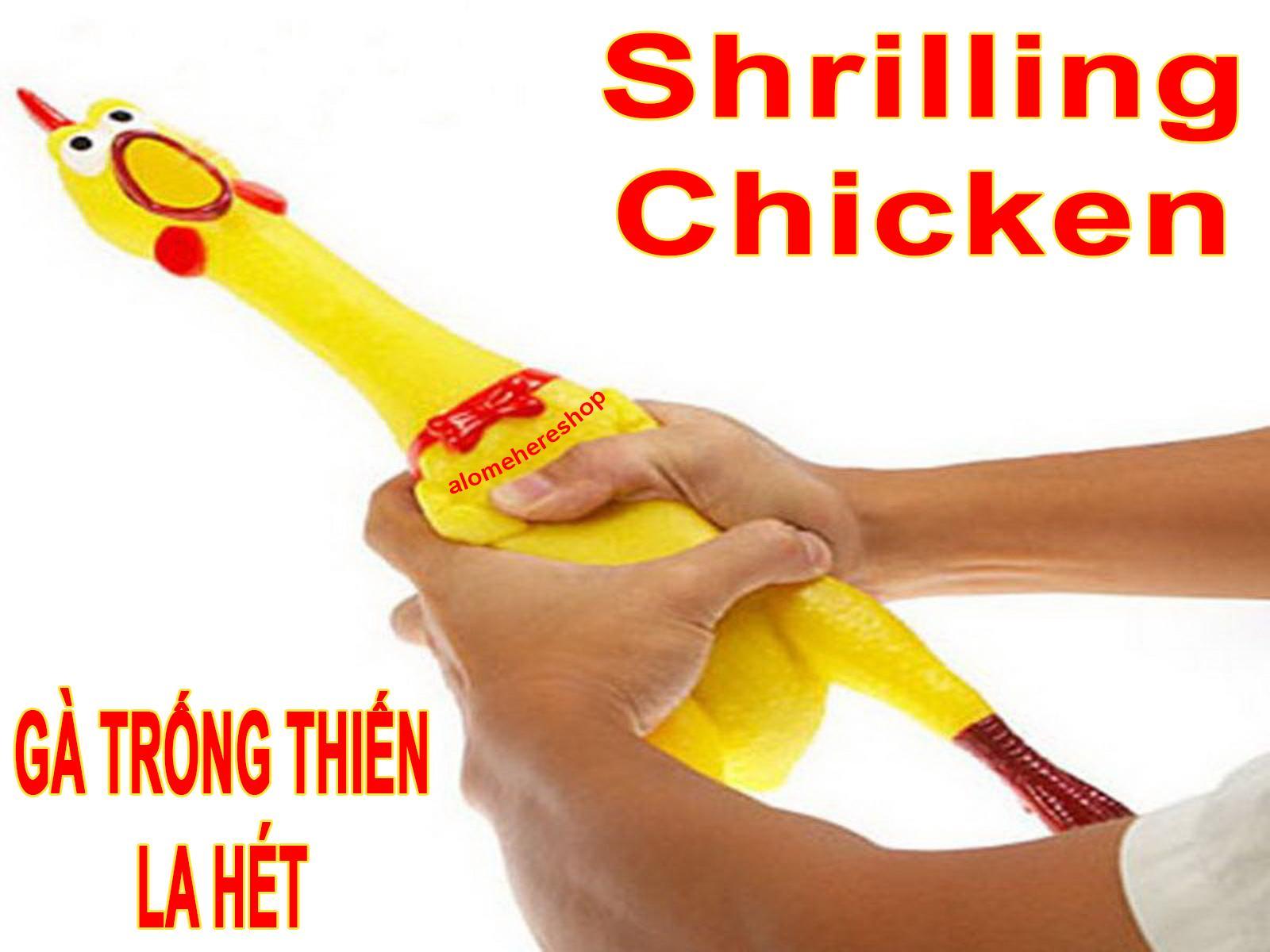 ga thet shrilling chicken