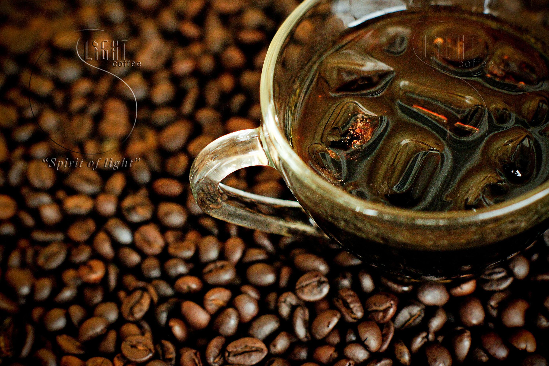cà phê nguyên chất - Light Coffee