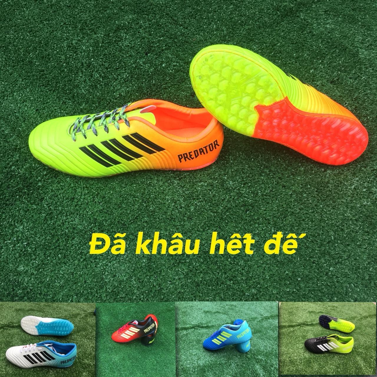 Giày đá bónggiầy đá banh sân cỏ nhân tạo