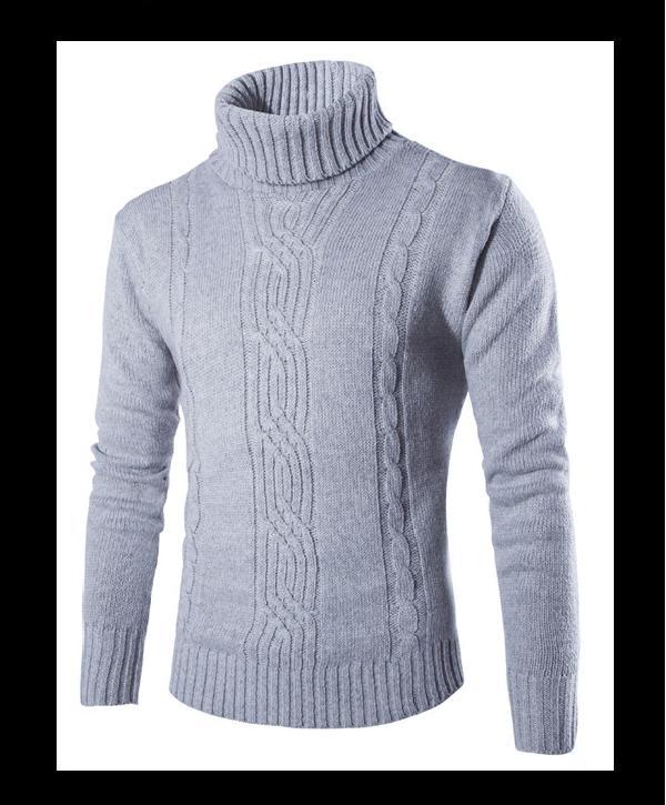 Áo len nam cổ cao thời trang Rozalo RM80306G- Xám6.png