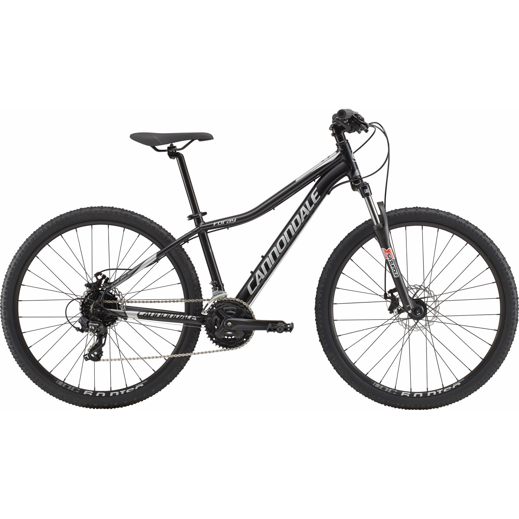 XE ĐẠP CANNONDALE FORAY 4 (BBQ) - Size XS