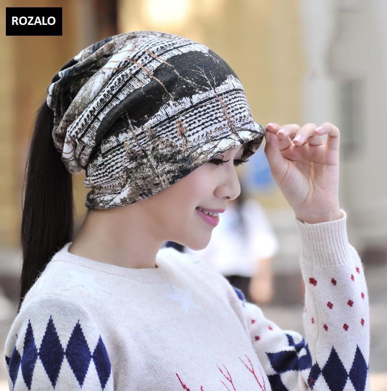 Mũ trùm đầu dạng khăn quàng cổ nam nữ Rozalo RZ81375-M2g.jpg