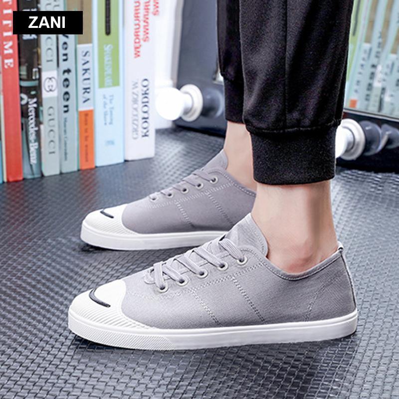 Giày vải  nam mũi bọc cao su dẻo vải chống mài mòn Rozalo RM56658 14.png
