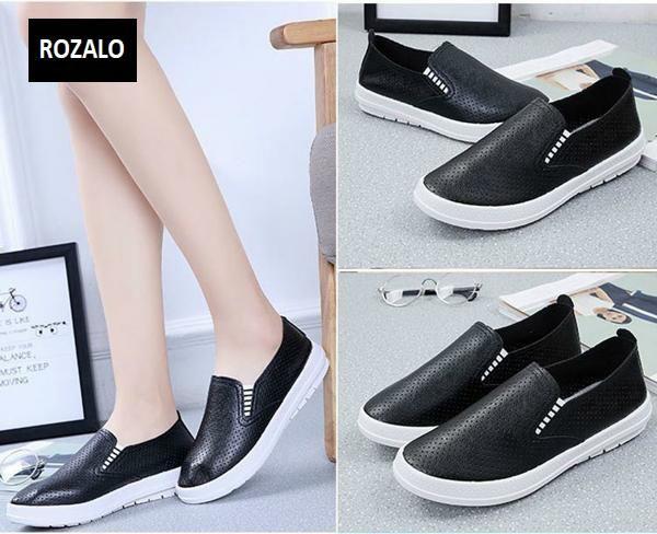 Giày lười nữ ROZALO RWG61512PW - Hồng 7.jpg