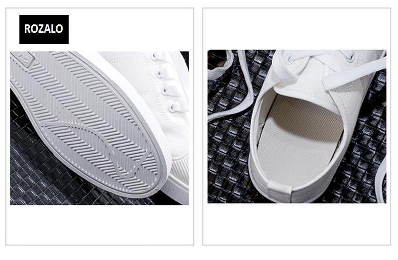 Giày vải  nam mũi bọc cao su dẻo vải chống mài mòn Rozalo RM56658 1.png