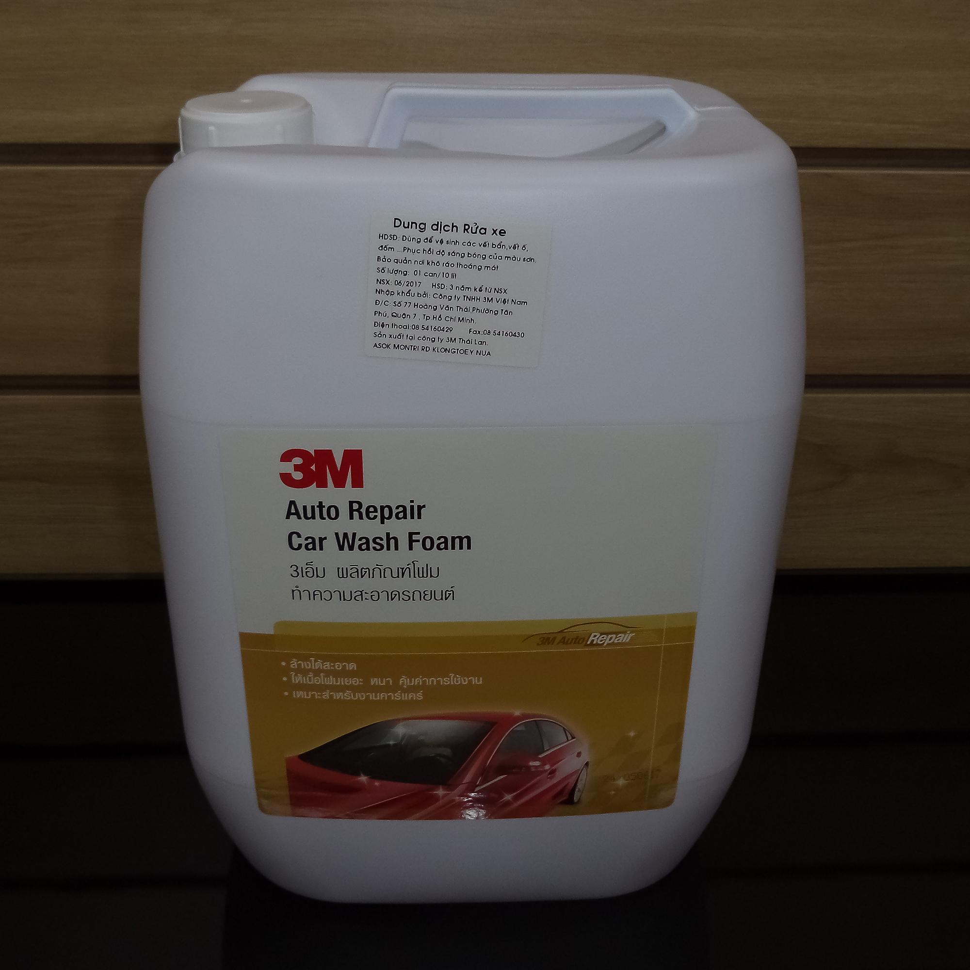 xà phòng rửa xe 3M