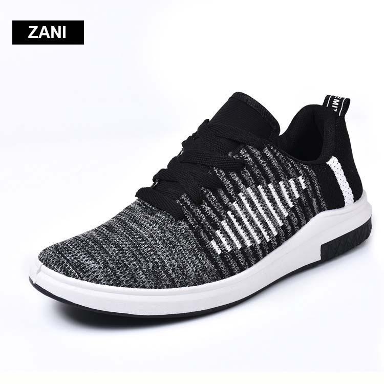 Giày thể thao thời trang khử mùi siêu thoáng vải dệt Rozalo RM62612 3.jpg