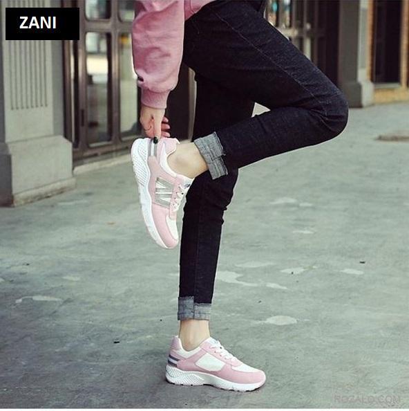 Giày sneaker thể thao nữ ZANI ZW3506