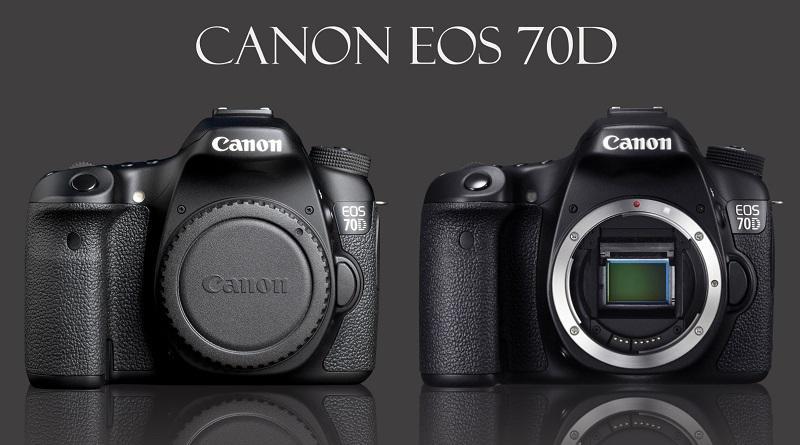 canon 70d - store PHK
