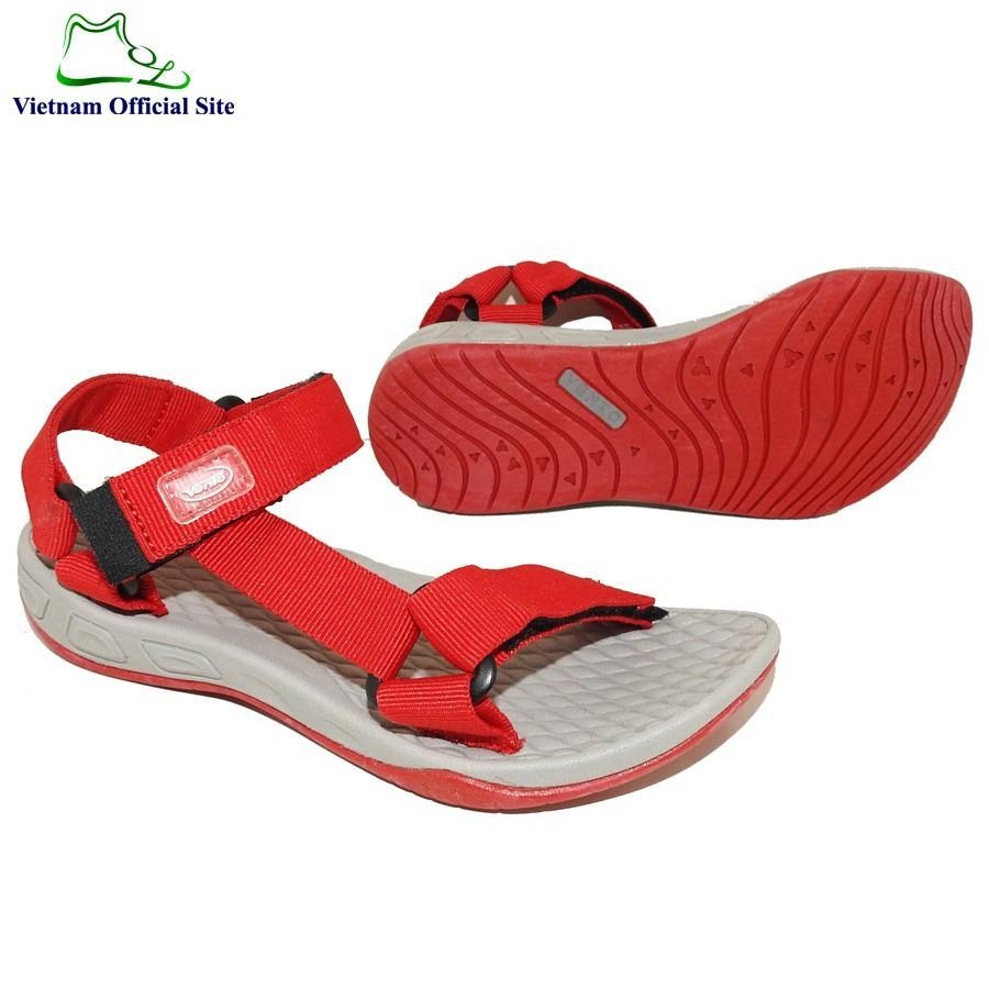 Giày sandal nữ 2 quai ngang hiệu Vento NV8515R