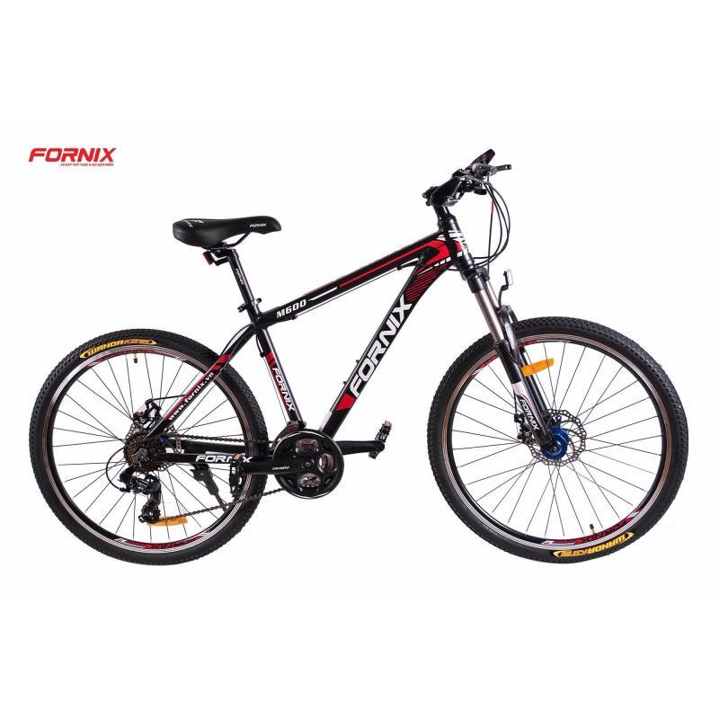 Mua Xe đạp địa hình thể thao Fornix M600 (Đen đỏ)