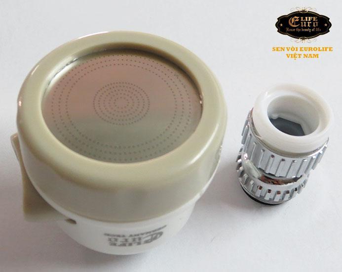 Đầu vòi tăng áp điều hướng 360 độ, 3 chế độ chảy Eurolife EL-TA01 ( Trắng )-7.jpg