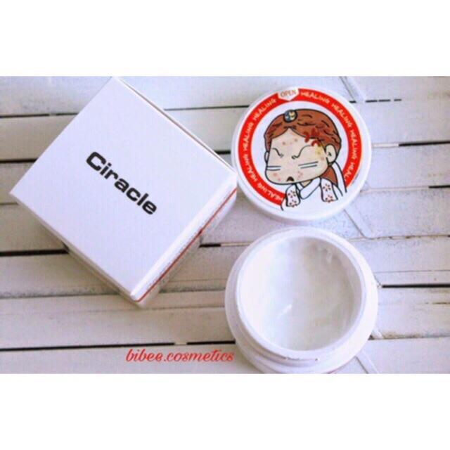 Kem đặc trị mụn thần thánh Ciracle Red Spot Cream