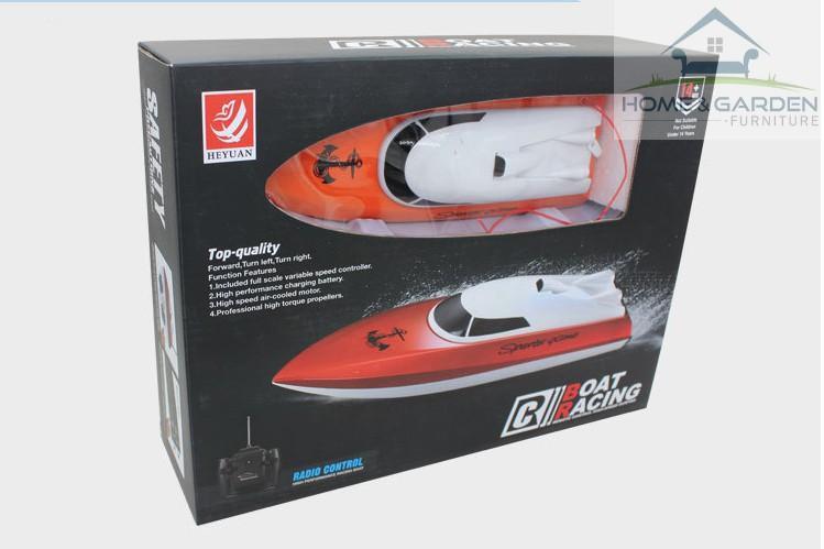 Mô hình ca nô điều khiển từ xa Racing Boat 2.4Ghz Model 802 ... MỚI !! - 1