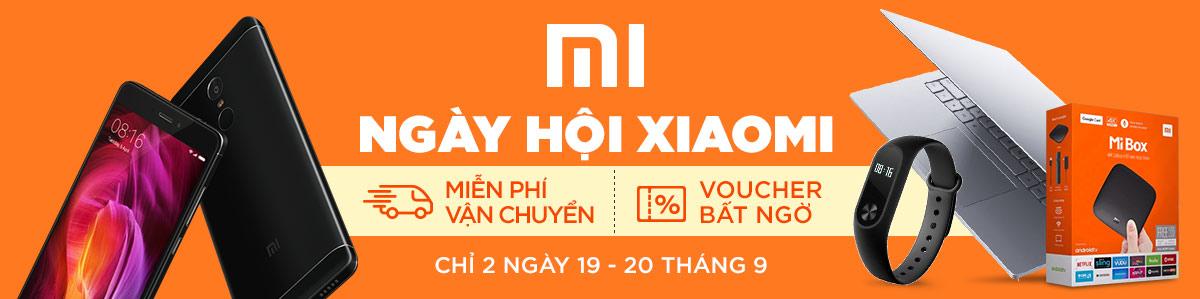 Voucher Xiaomi giảm thêm 150.000đ chỉ trong 2 ngày