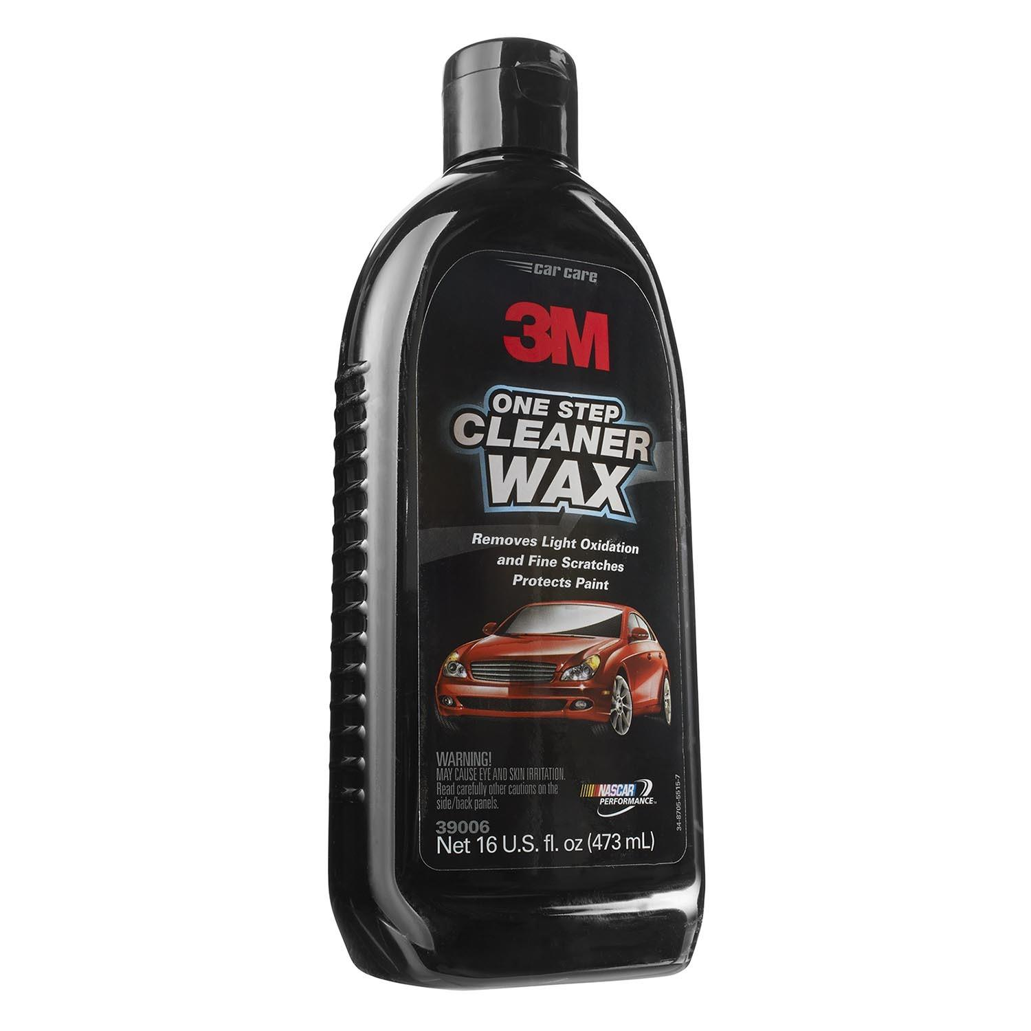 xi phá xước 39006 3m one step cleaner wax