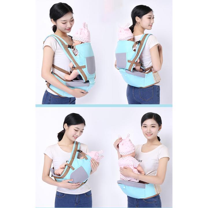 Địu ngồi nhiều tư thế kết hợp địu võng có đỡ cổ an toàn cho bé Baby Lab4.jpg