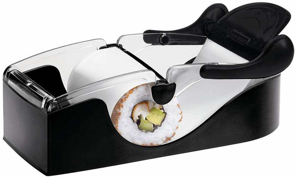 Dụng cụ cuộn sushi, chả giò siêu nhanh, siêu chắc