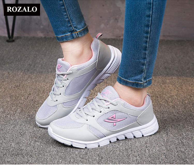 Giày thể thao thời trang nữ Rozalo RW33131