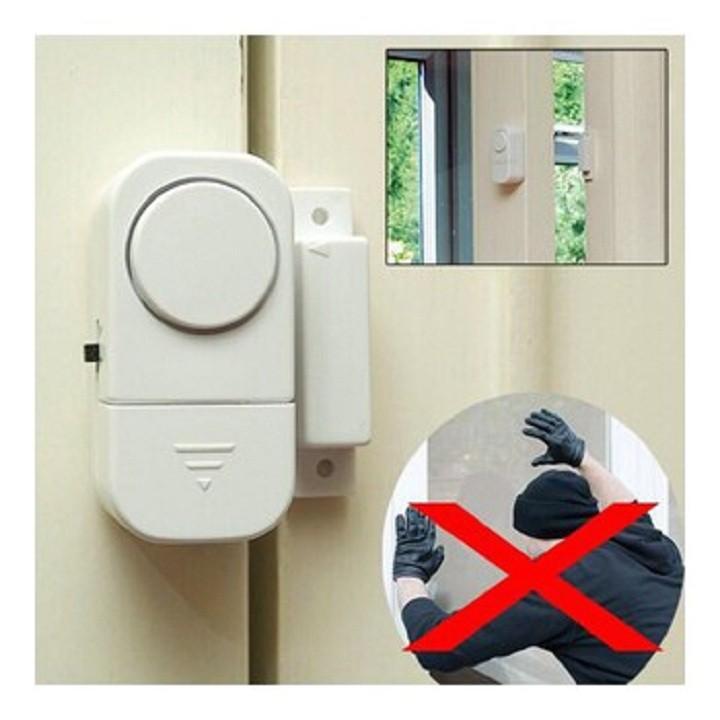 Chuông báo động gắn cửa chống trộm nhỏ gọn thông minh