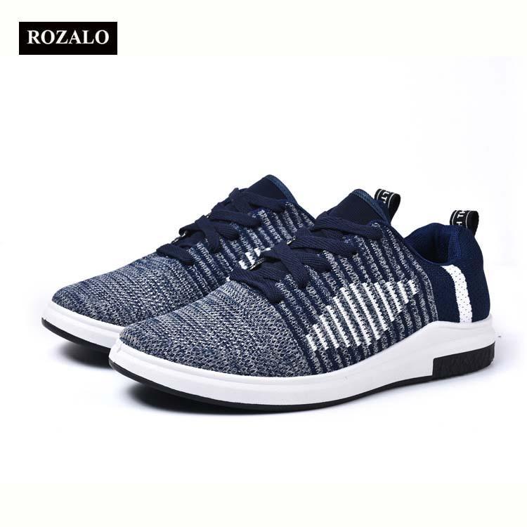 Giày thể thao thời trang khử mùi siêu thoáng vải dệt Rozalo RM62612 11.jpg