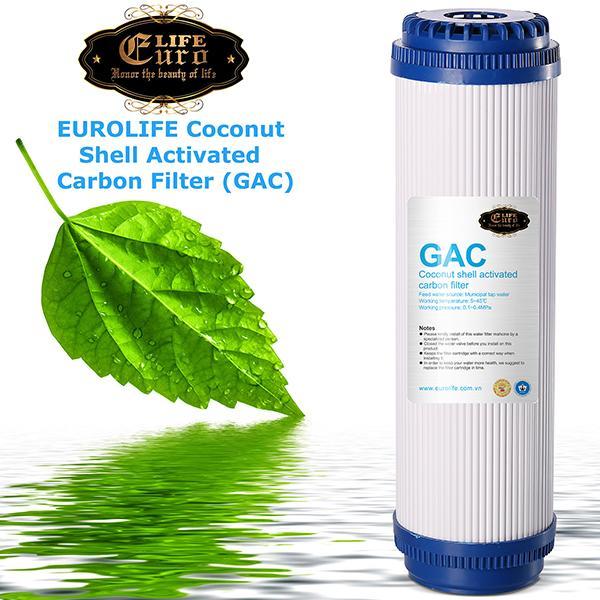 Lõi lọc GAC cho máy lọc nước RO Eurolife.jpg