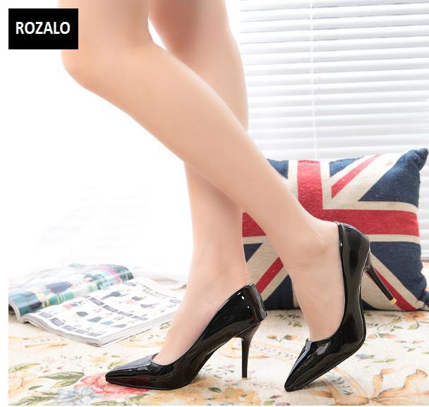 Giày cao gót nữ công sở 8cm Rozalo RW31897B-Đen.png